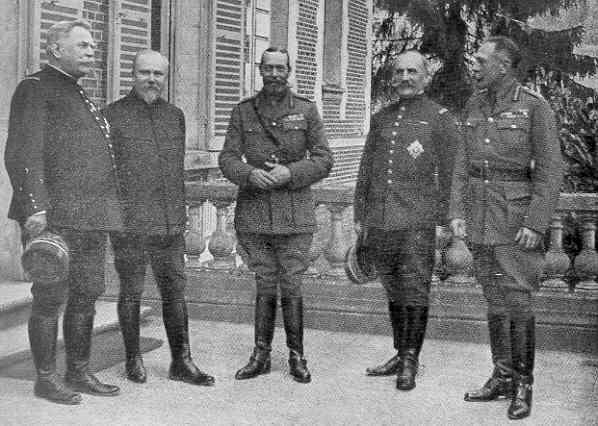 george v première guerre mondiale